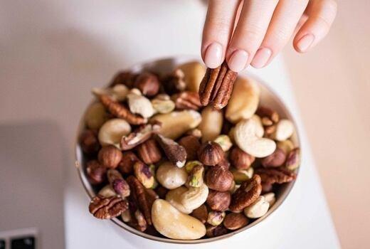 Ořechy jako alergen