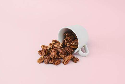 Zdravé ořechy plné antioxidantů. Představujeme pekany!