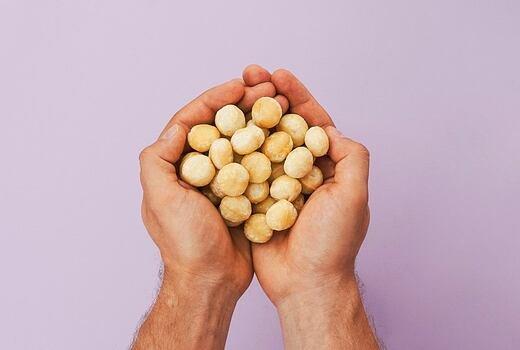Objevte zdraví uvnitř makadamů