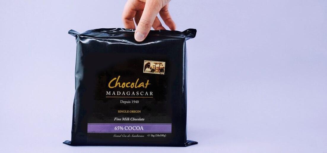 Čokoláda z Madagaskaru
