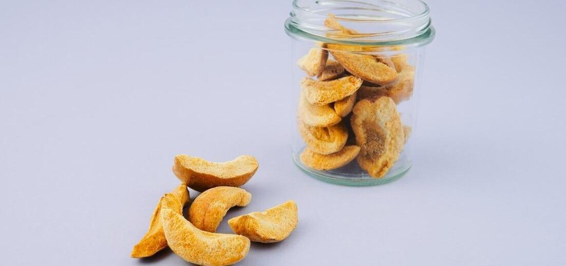 Proč jíst mrazem sušené potraviny?