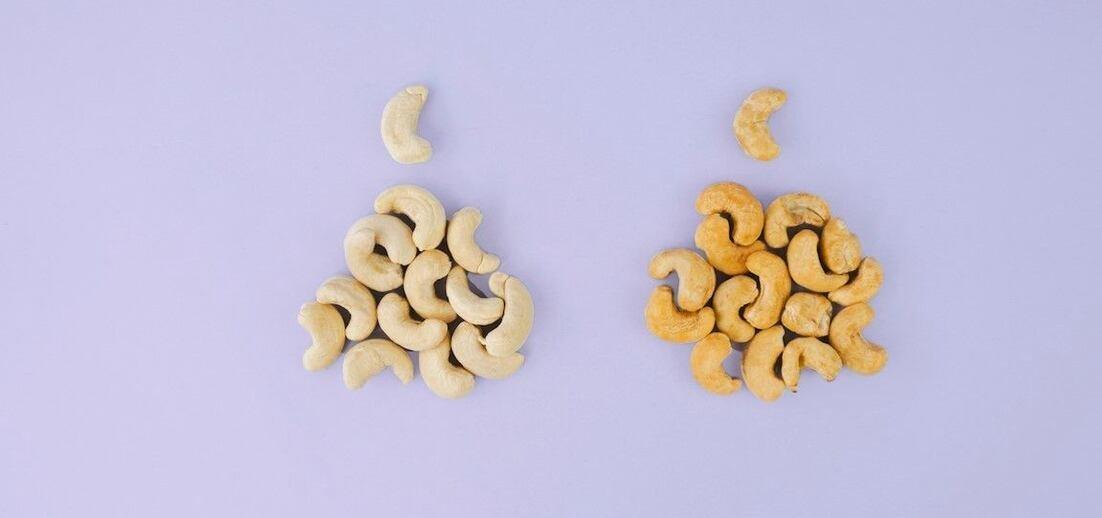 Jak poznat žluklé ořechy?