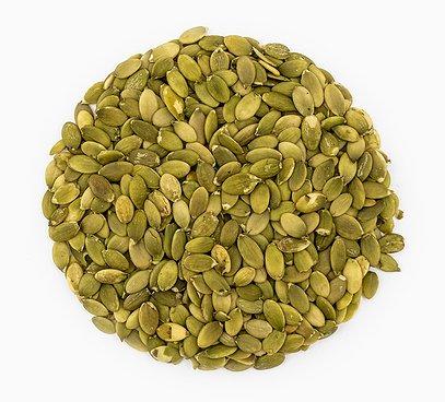 Aktivované tekvicové semienka