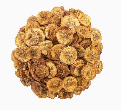 Banány sušené kolečka