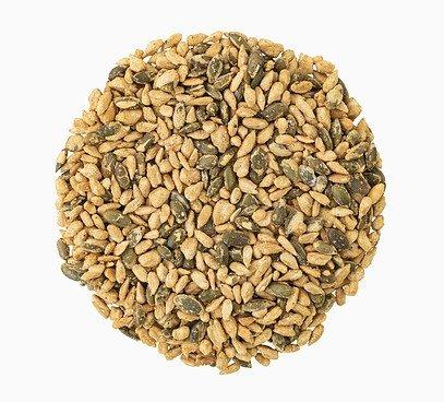 Karamelizované semienka s kokosom a soľou