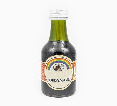 Oranžové přírodní barvivo tekuté