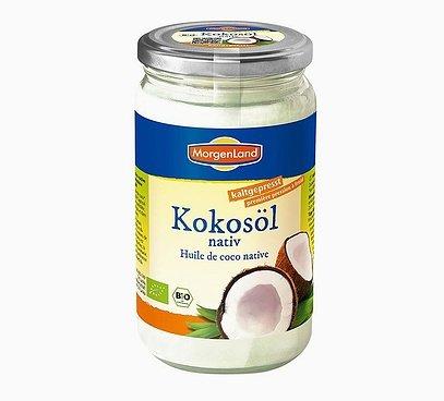 Kokosový olej panenský