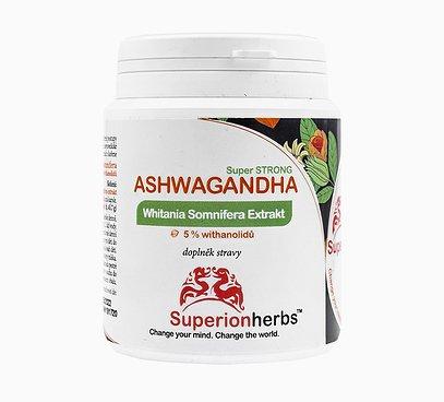 Ashwagandha extrakt kapsule