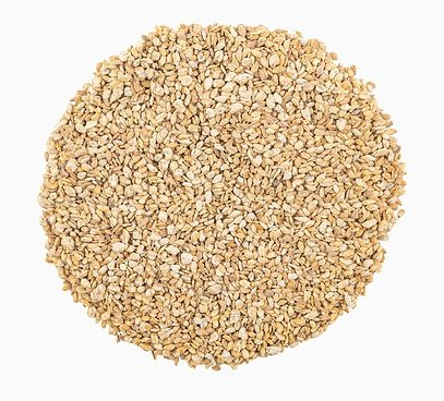 Ľanové zlaté semienko v karamelovej kruste