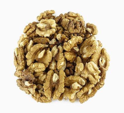 Vlašské orechy 50% polovičky
