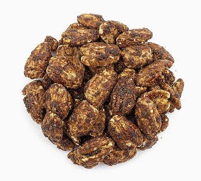 Pekanové orechy so škoricou a soľou