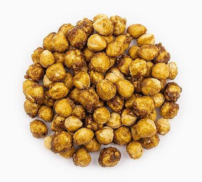 Lískové ořechy ve vanilkové krustě