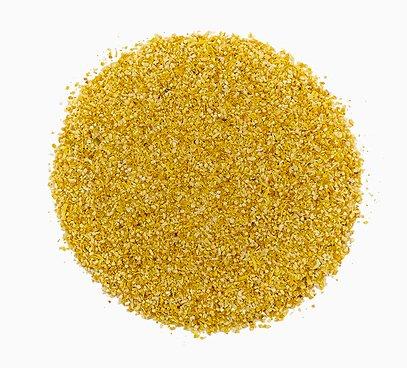 Citrónové kúsky 1–2 mm