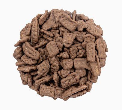 Kokosové zlomky v mliečnej čokoláde