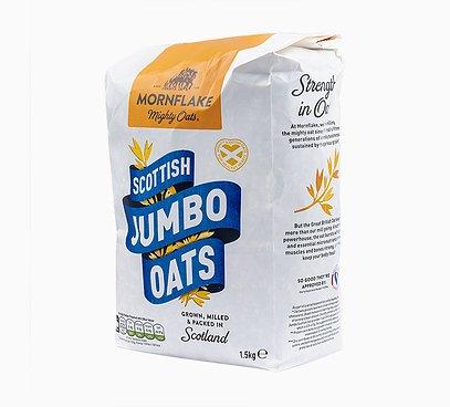 Mornflake ovsené vločky Jumbo