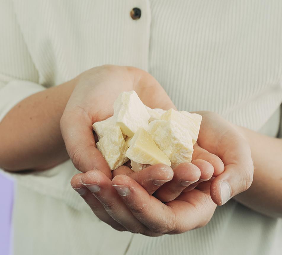 Kakaové máslo z PERU