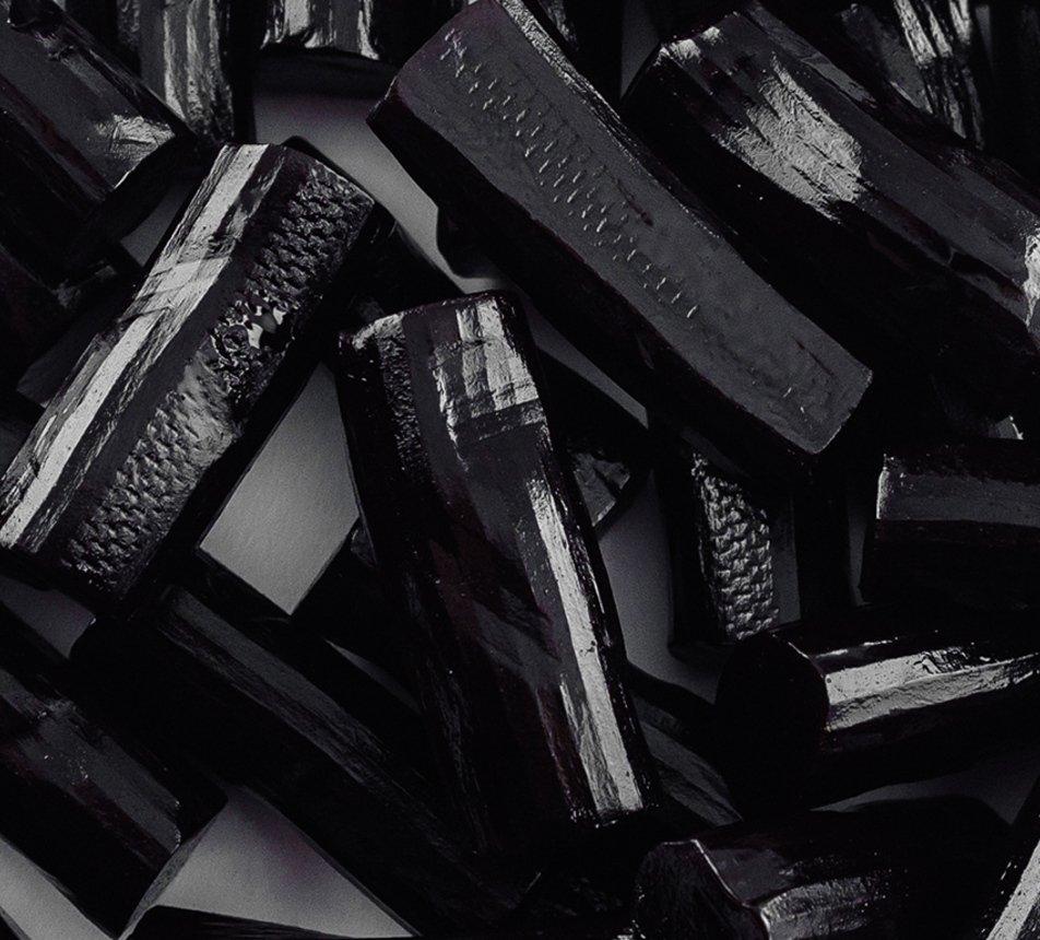 Lékořice černá z Finska
