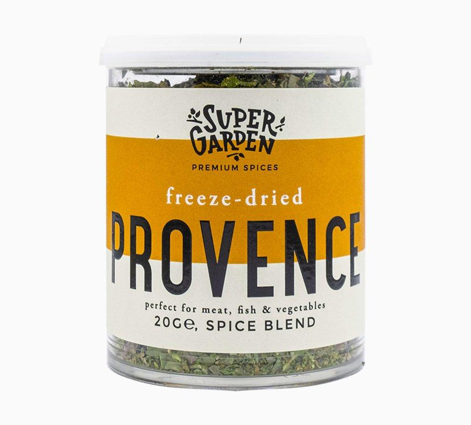 Provence směs lyofilizovaná (mrazem sušená)