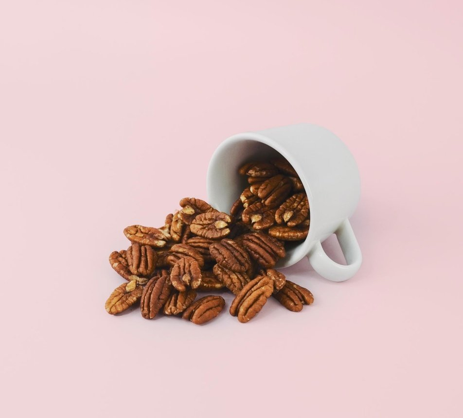 Pekanové ořechy