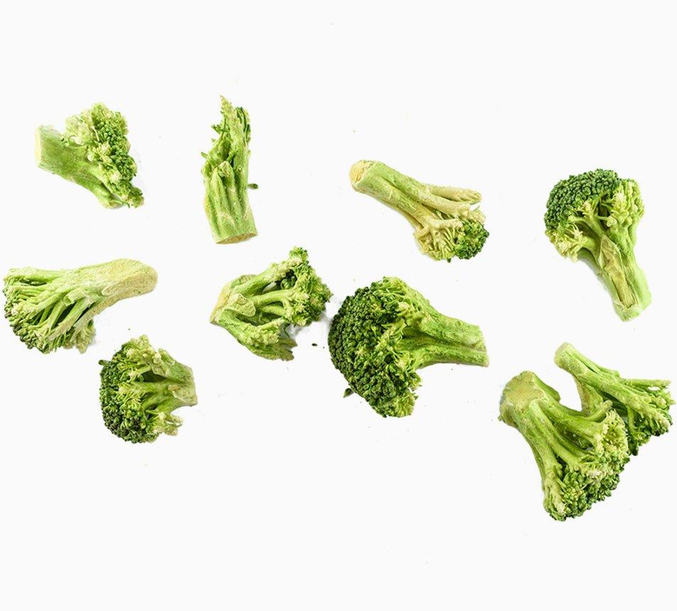 Brokolice lyofilizovaná