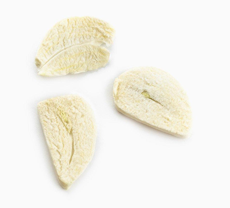 Česnek lyofilizovaný plátky