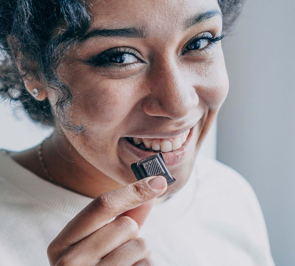 100% Hořká čokoláda z Madagaskaru
