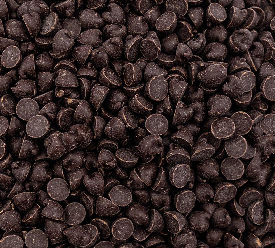 Hořká 60% čokoláda