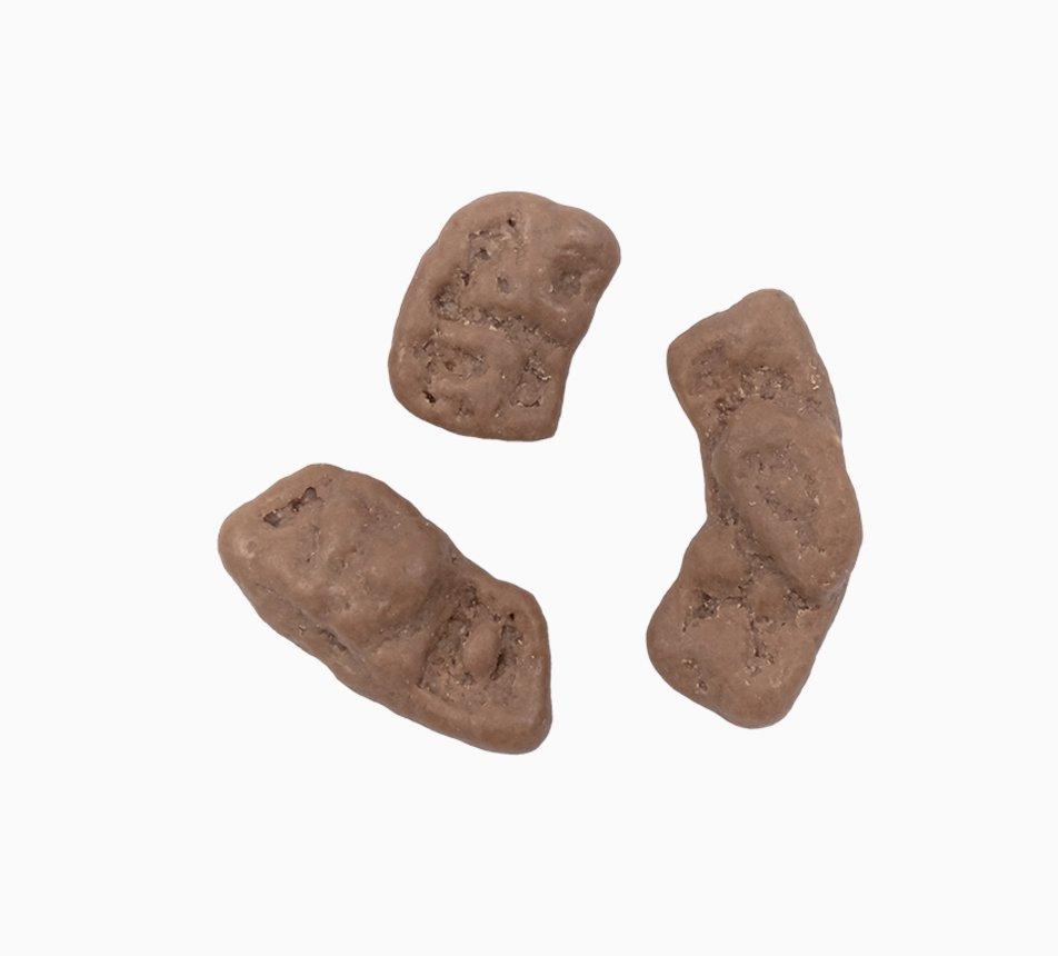 Kokosové zlomky v mléčné čokoládě