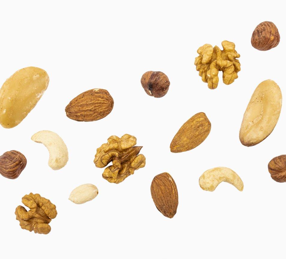 MYX Základka – přírodní ořechy