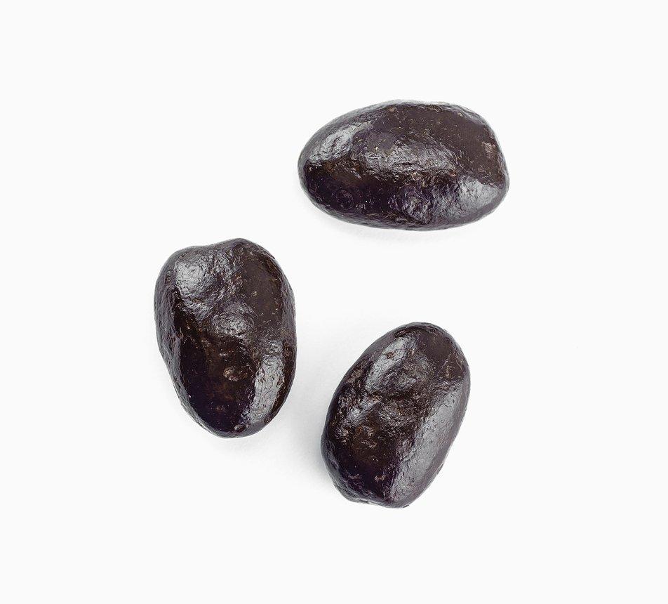Pekanové ořechy v hořké čokoládě