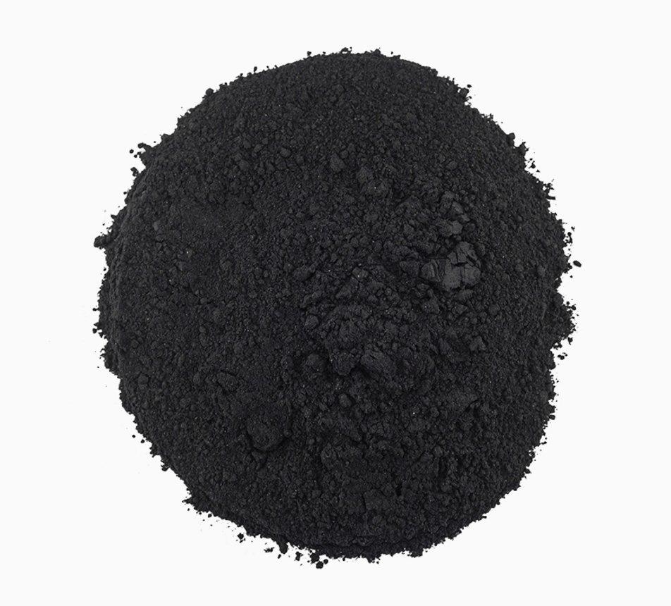 Aktivní uhlí v prášku
