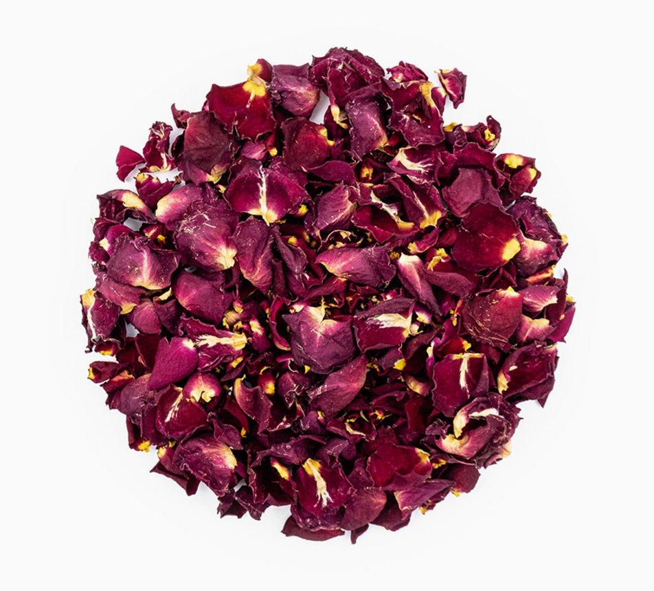 Jedlé malé květy růže 1 image