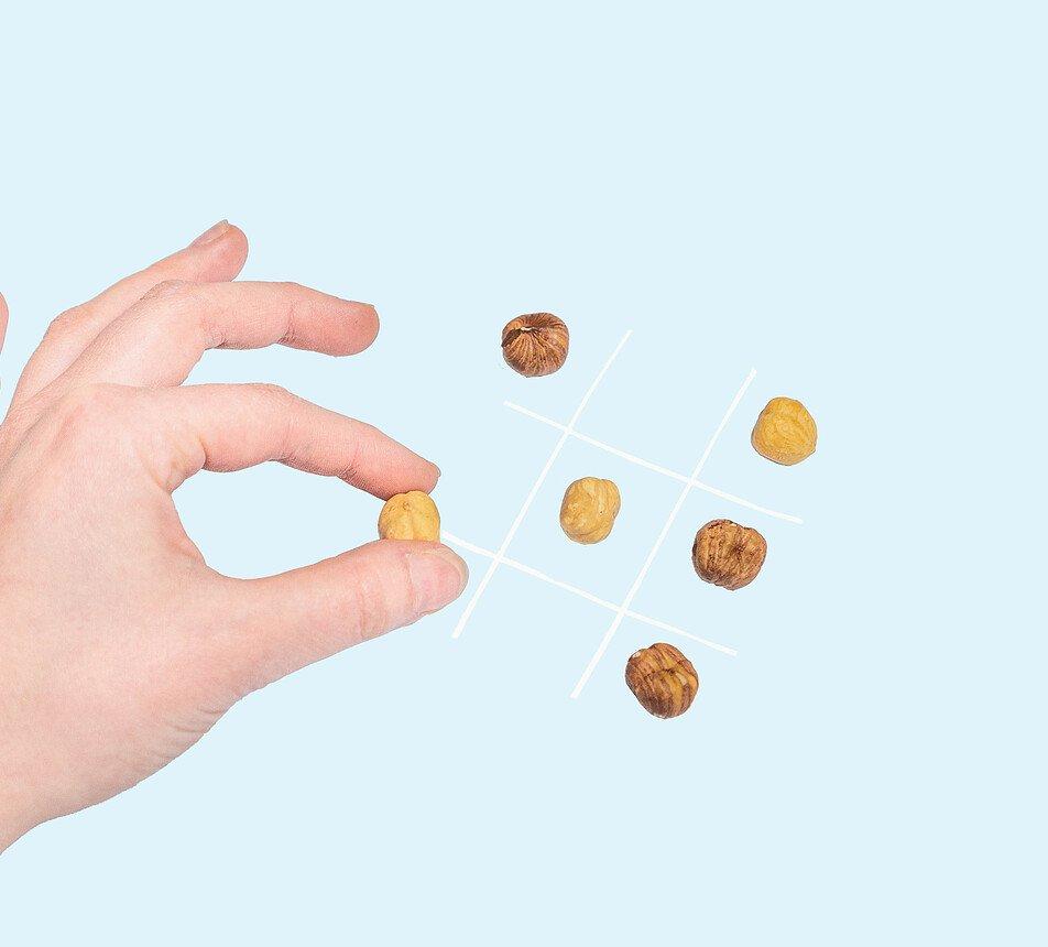 Lískové ořechy blanšírované pražené na sucho 4