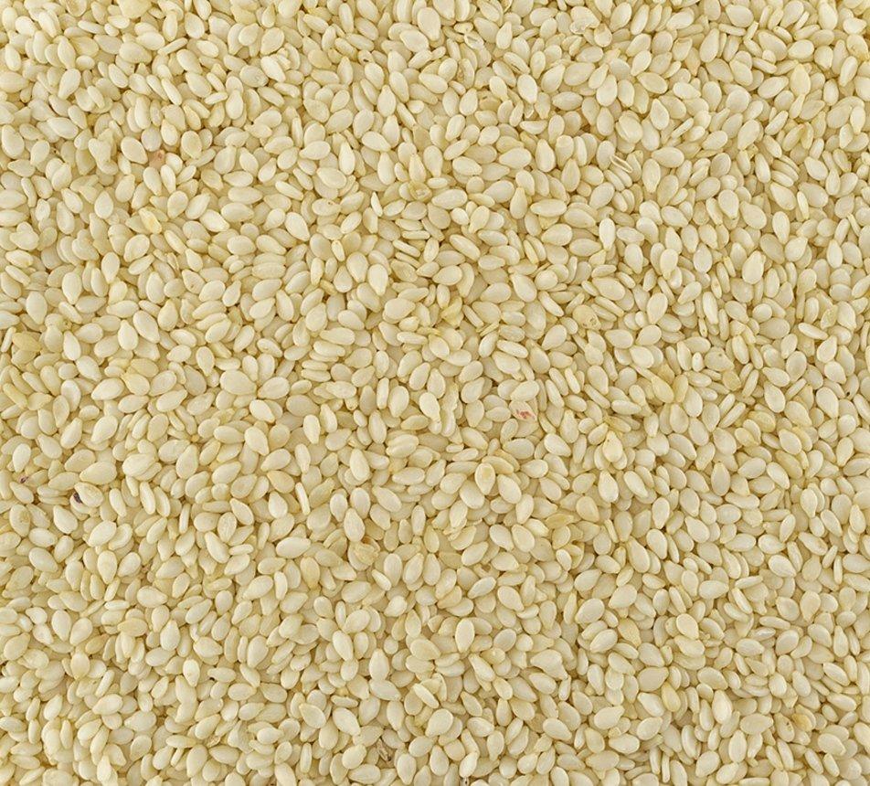 Sezamová semínka loupaná