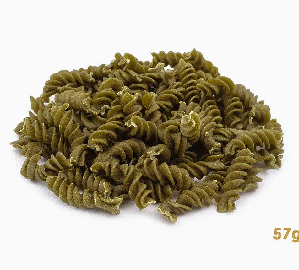 Těstoviny s dýňovým proteinem