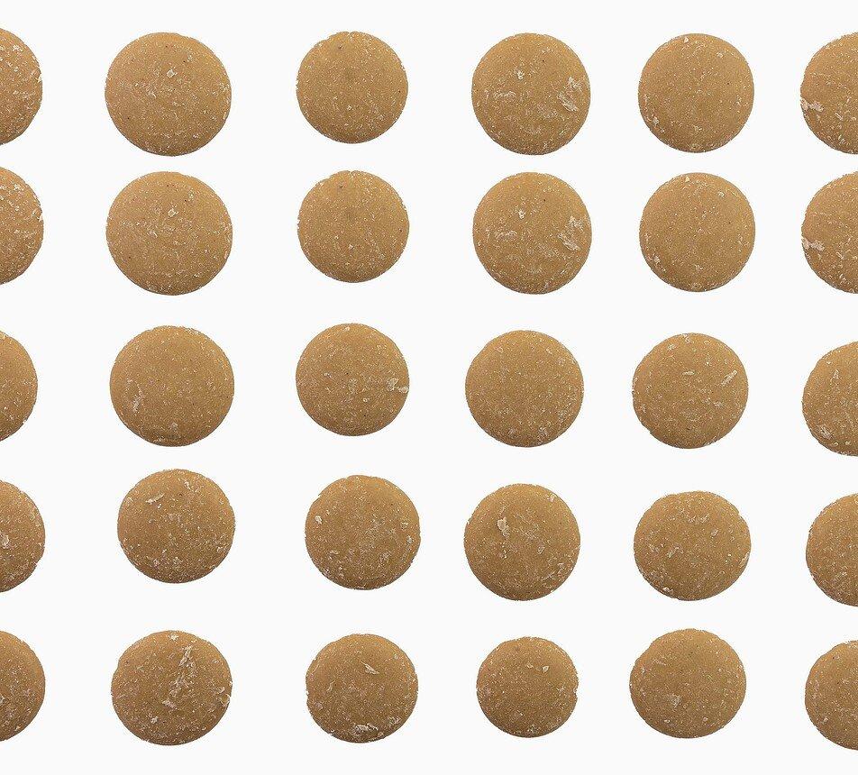 Karamelová 35% čokoláda Vanini Aurum