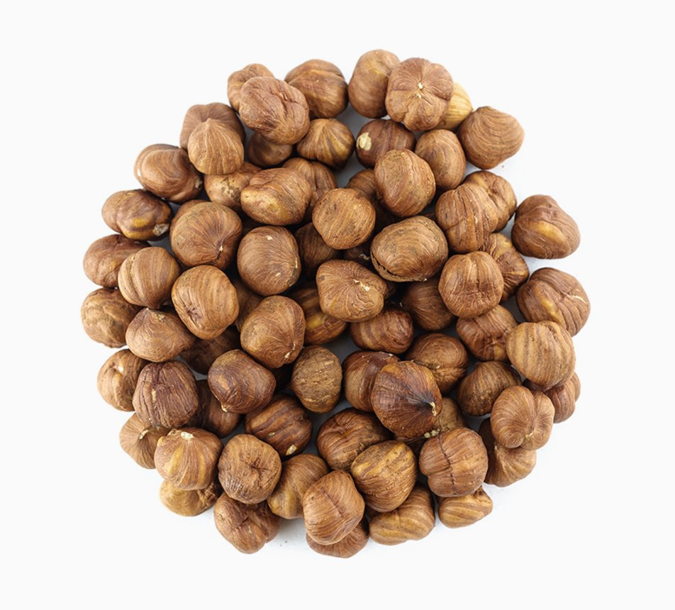 Lískové ořechy RAW