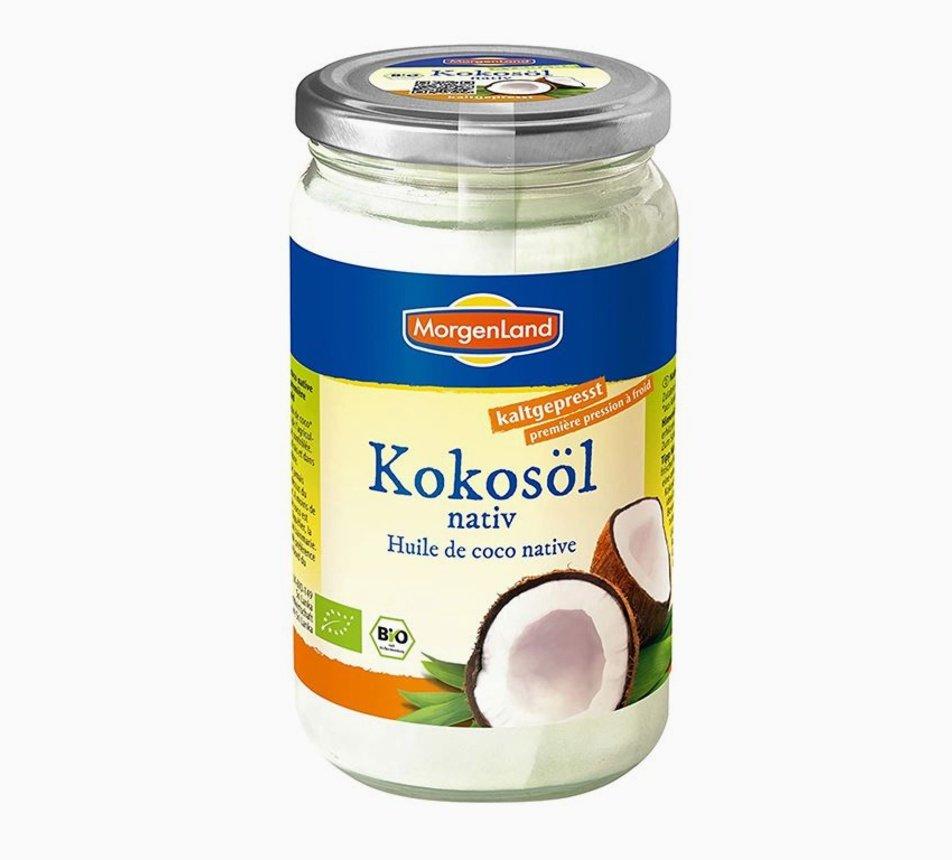 Kokosový olej panenský Morgenland