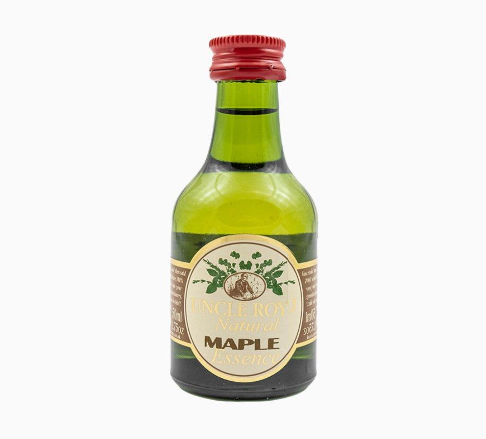 Javorové přírodní aroma