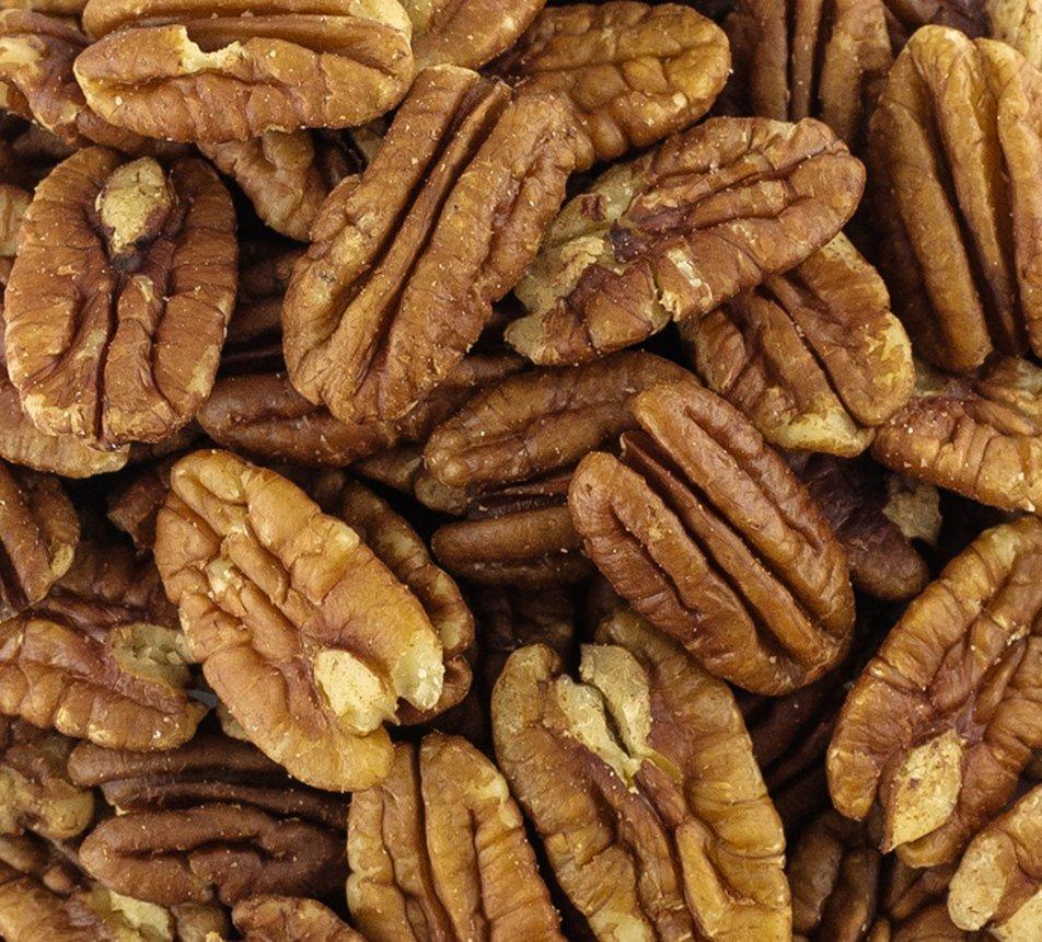 Pekanové ořechy nepražené