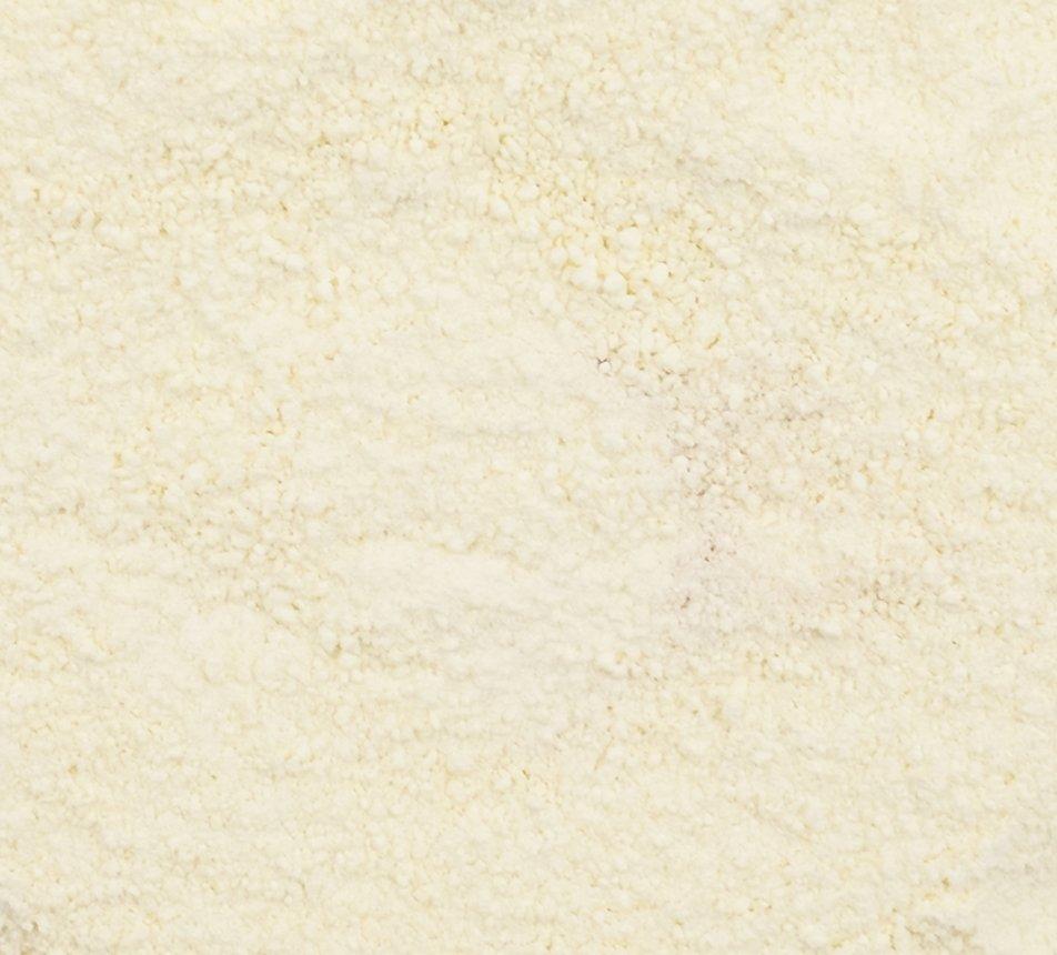 Bílá čokoláda jemně mletá