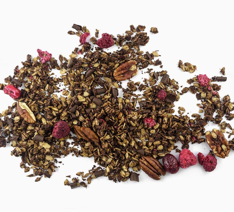 Granola kakaová