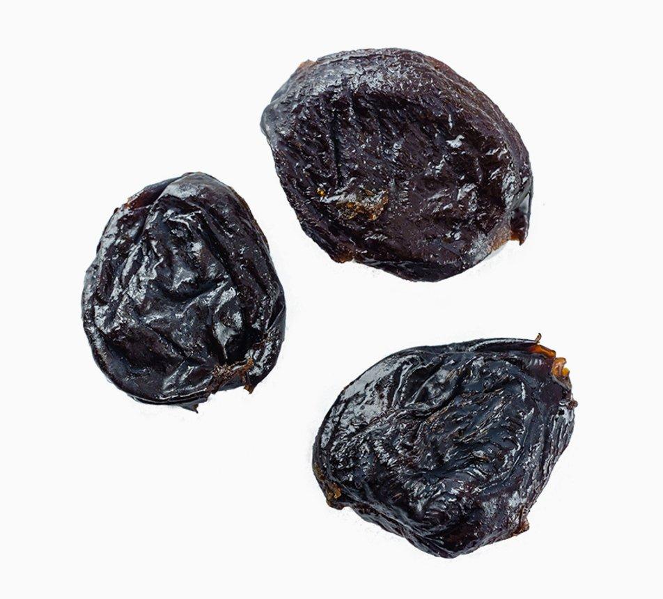 švestky sušené z Francie