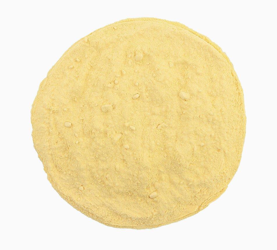 Citronový pudr