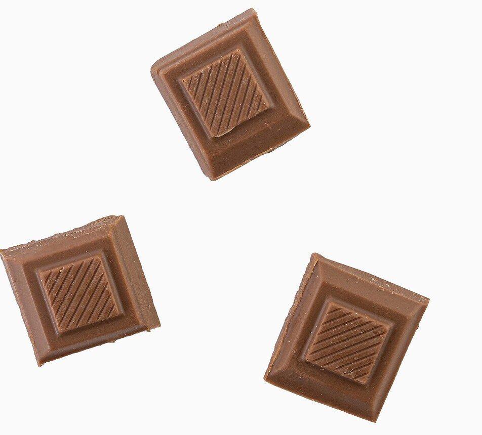 Čokoláda 40% s kešu mlékem