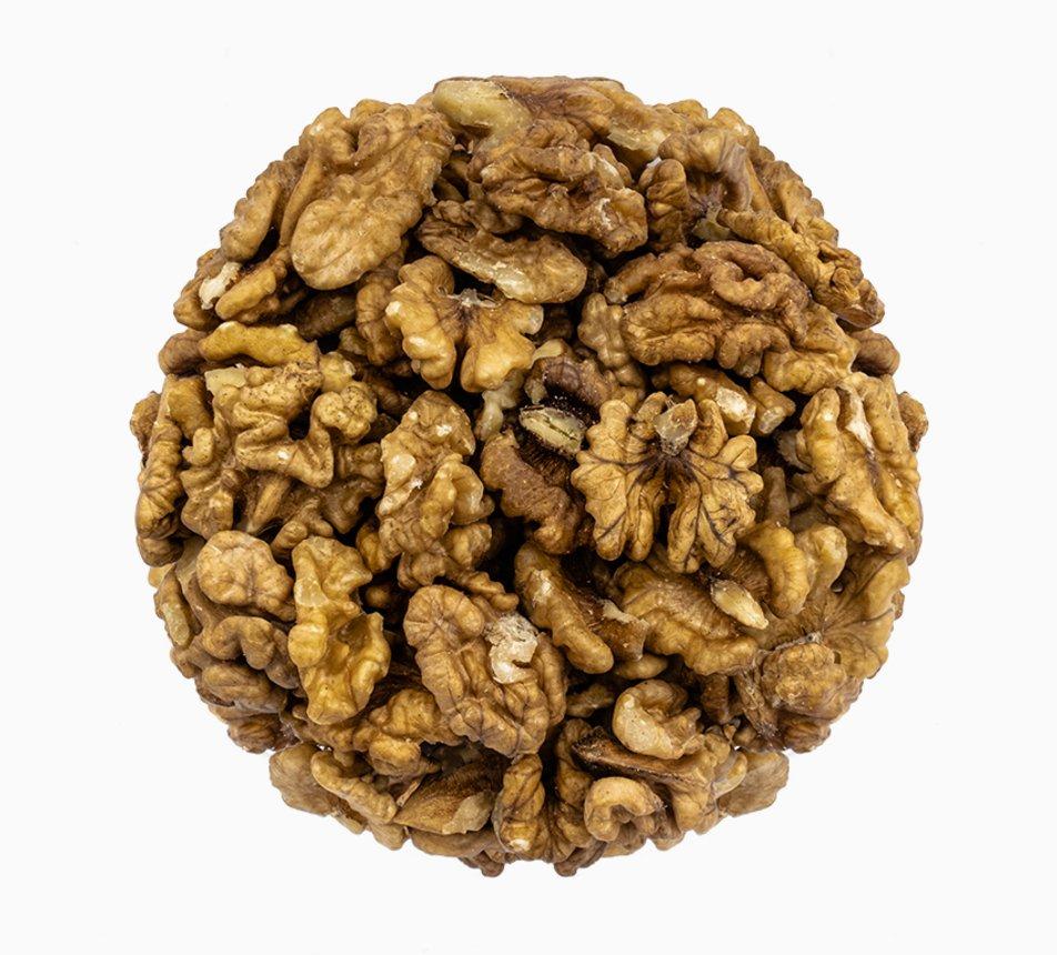 Vlašské ořechy 60% půlky ze Slovenska