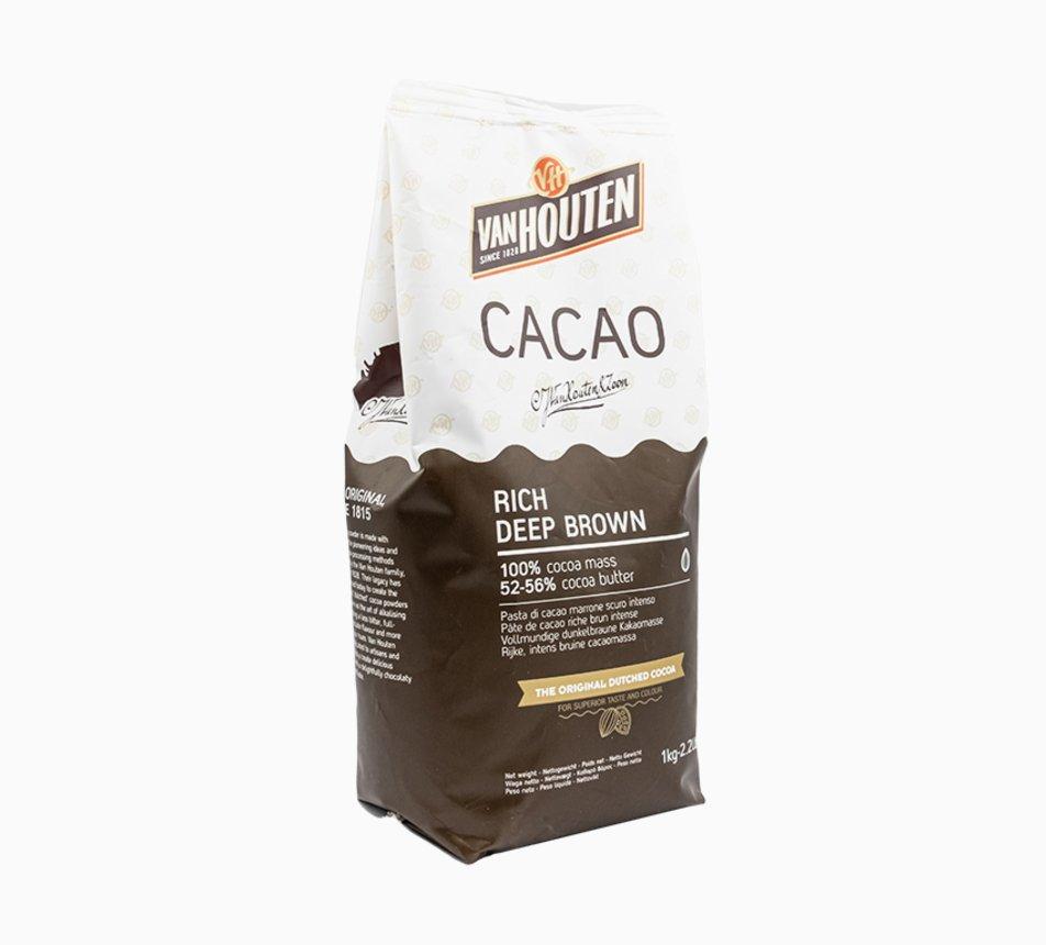 Kakaový prášek hnědý