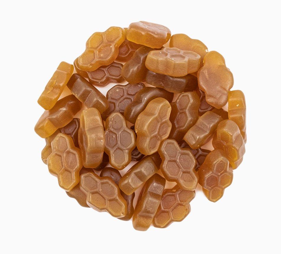Lékořice medové plástve