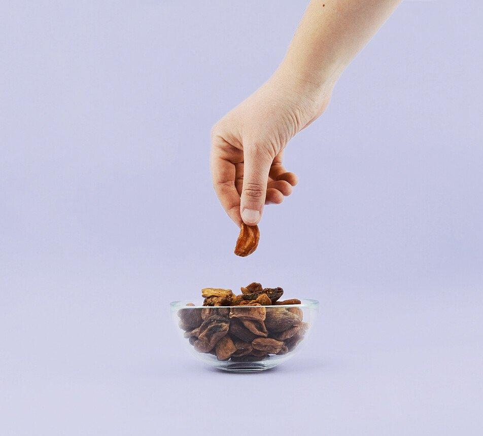 Meruňky divoké sušené