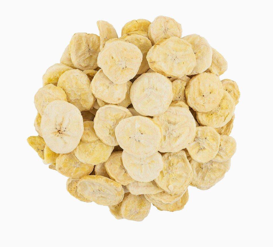 Banán lyofilizovaný plátky